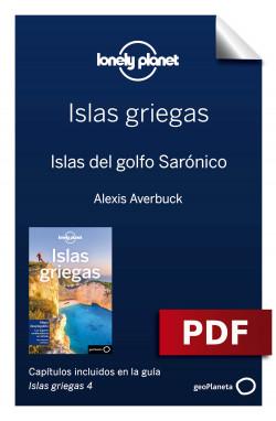 Islas griegas 4_3. Islas del golfo Sarónico
