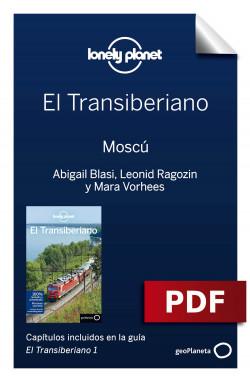 Transiberiano 1_2. Moscú