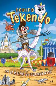 Equipo Tekendo en el reino de Cucharalia
